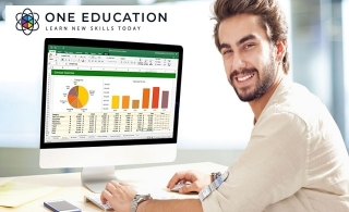 Develop your Microsoft Excel skills with this Online Course presented by Edukators London LTD for AED 29 now! Enroll today!