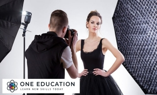 Improve your photography skills by taking the Ultimate Photography Bundle Online Course from Edukators London LTD for AED 29!