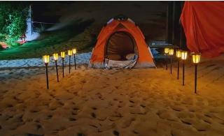 Overnight Desert Safari Deal at Arabian Tourism LLC