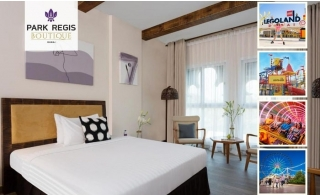 1-Night Stay All Inclusive Of Unlimited Buffet Breakfast At Park Regis Jumeirah + Dubai Parks Tickets