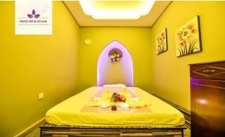 Thai or Swedish Massage at Perfet Match Spa Club Marina.