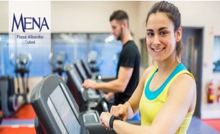 Health Club Pass at Mena Plaza Hotel Barsha