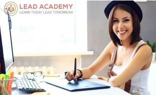 Professional Graphic Design Course from Lead Academy.