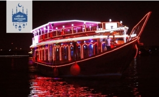 3 or 4-Star Iftar Dubai Creek Cruise from Destination MiddleEast.