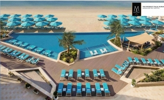 5* Retreat The Palm Dubai MGallery by Sofitel Hotel Stay With Breakfast or Half Board.