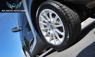 Revamp your ride with Rims & Panel Paint Restoration from Atlantis Auto Care, starting at AED 149.