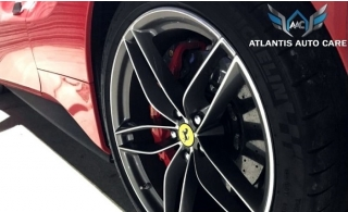 Rims & Panel Paint Restoration from Atlantis Auto Care, starting at AED 149.