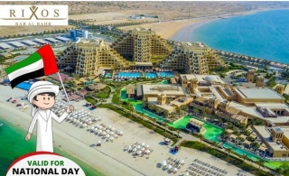 National Day Holiday 5* Hotel Stay Packages in Fujairah & RAK.