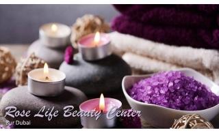 1-Hour Full Body Massage for AED 69 at Rose Life Beauty Center - Bur Dubai