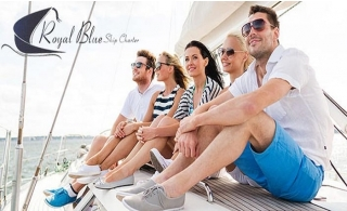 Enjoy the view of The World Islands, Burj Al Arab, Burj Khalifa and more with 2 or 3-hour cruise or yacht party by Royal Blue Ship Charter starting from AED 699 only! Offer valid for 12, 17 or 60 people.
