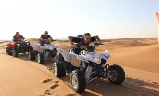 Royal Desert Safari Dubai + ATV Quad Bike Ride