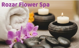 Treat yourself with 60-minutes relaxation therapy at Rozar Flower Spa, starting at AED 49.
