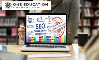 Learn how to boost website rankings, promote businesses through Social Media with Edukators London' SEO and Digital Media Marketing course for only AED 29.