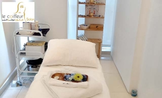 Collagen or Whitening Facial Express with option of Manicure & Pedicure at Le Coiffeur Salon - AUH, starting at AED 149.