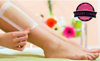 Waxing in any part from Smart Look Spa, for AED 15