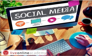 Social Media Marketing Online Diploma from Live Online Academy for AED 17 only.
