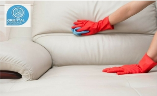 Fabric Sofa Shampooing by Oriental Professionals Technical Services, from AED 49.