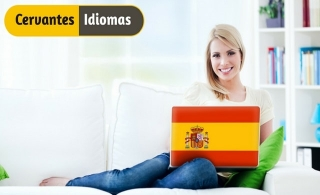 Learn how to speak basic to intensive Spanish language with Int'l Certificate from Cervantes Idiomas, starting at AED 79.