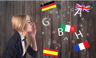Learn Spanish, French, German, Italian or English from Secret World of Languages for only AED 49.
