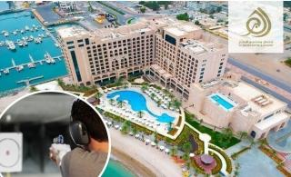 Staycation & Shooting Activity at 5* Al Bahar Hotel & Resort