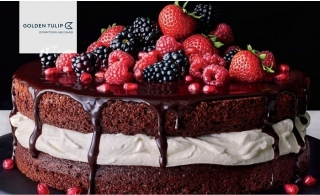 Up to 3 Kg Cake From Golden Tulip Downtown Abu Dhabi