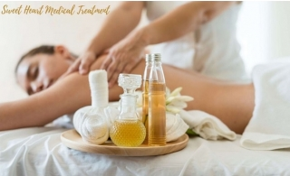 60 Minutes Full Body Relaxation Therapy, Hot Oil Massage or 4 Hand Massage from AED 69 at Sweet Heart Medical Treatment.