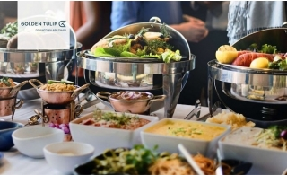 Breakfast, Lunch or Dinner Buffet at Golden Tulip Downtown Abu Dhabi.