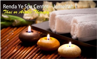 1 Hour Thai or Arabic Massage & Moroccan Bath, from AED 99 at Renda Ye Spa Center in Jumeirah 1