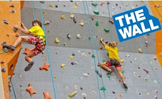 1-Hour climbing session at Dorell Climbing Center, Available To Dubai, Starting from AED 54 Only