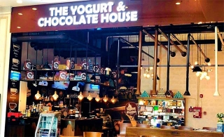 PAY HALF DEAL: Food & Drinks Half Price at The Yogurt and Chocolate House.