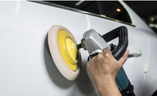 Full Car Body Polish with Headlight Restoration and Free Health Check Up, from AED 89 at TRD Auto Repairing Garage.