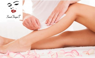 Waxing and Threading at Smart Fingers Salon from only AED 59
