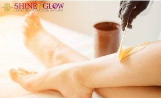Full Arm & Leg and underarm Waxing Deals at Shine N Glow Salon and Spa Starting Form 59 AED Only!