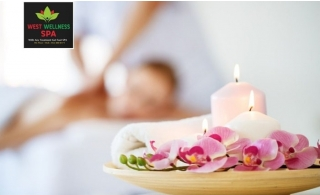 60 Minutes Spa Therapy Session from West Wellness Spa at West Zone Hotel Apartments & Spa.