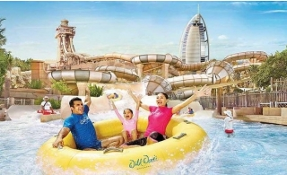 Wild Wadi Ticket With Meal.