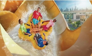 Wild Wadi Water Park Ticket