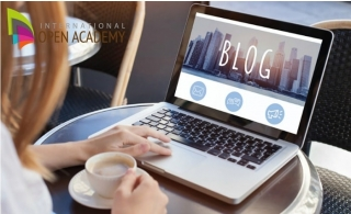 WordPress Website & Blog Builder Online Course from International Open Academy for only AED 29.