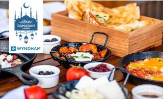 Iftar Buffet at Wyndham Dubai Deira