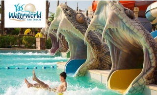 Unlimited Full Day Access To Yas Waterworld Ticket With Meal