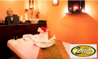 Thai or Arabic Therapy from AED 99 at Zaitoon Spa - Arabian Courtyard Hotel & Spa