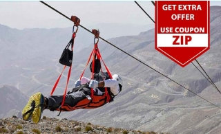 Jebel Jais Flight – World's Longest Zipline Ticket